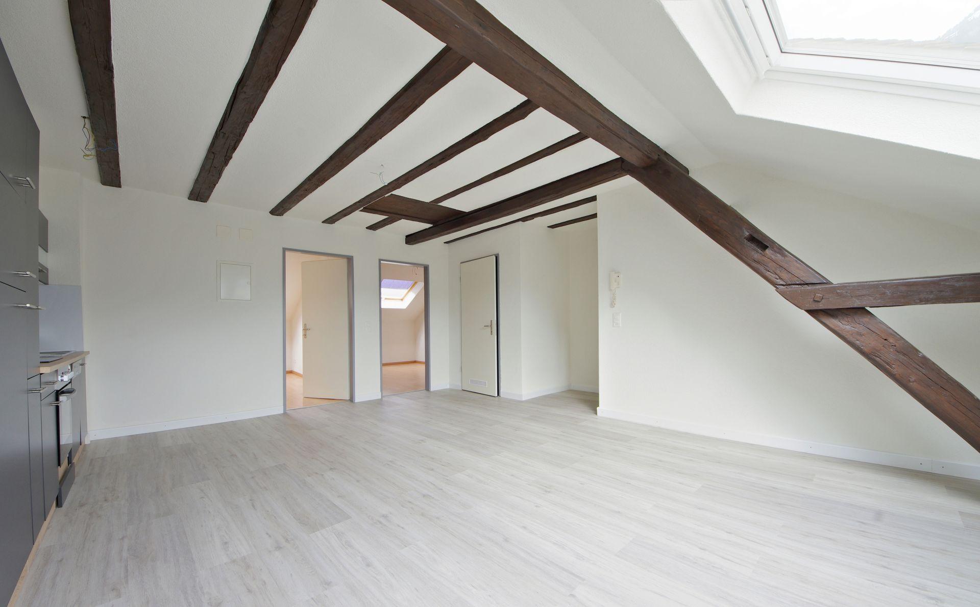 Wohnung, Erstvermietung nach Sanierung!