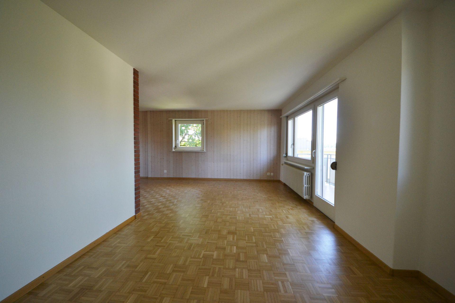 Ruhig gelegene Wohnung mit Sicht auf den Pfäffikersee