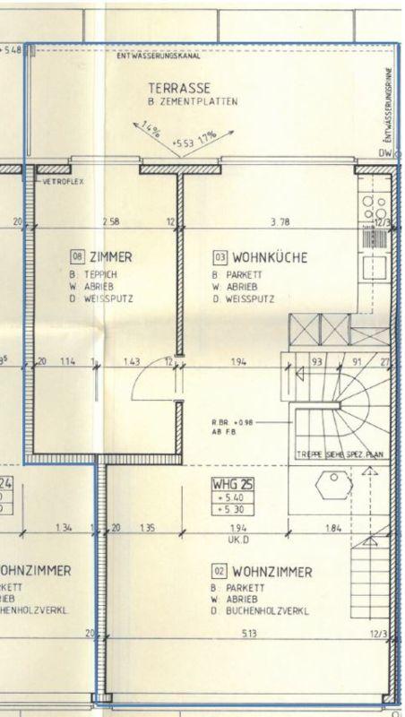 Helle 4.5-Zimmer-Maisonette-Eigentumswohnung