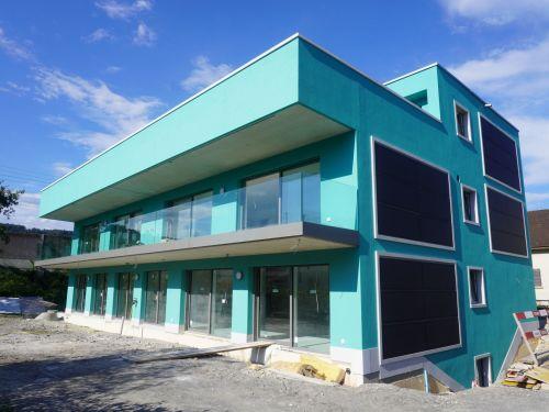 Neubau 3.5-Zimmer-Etagenwohnung