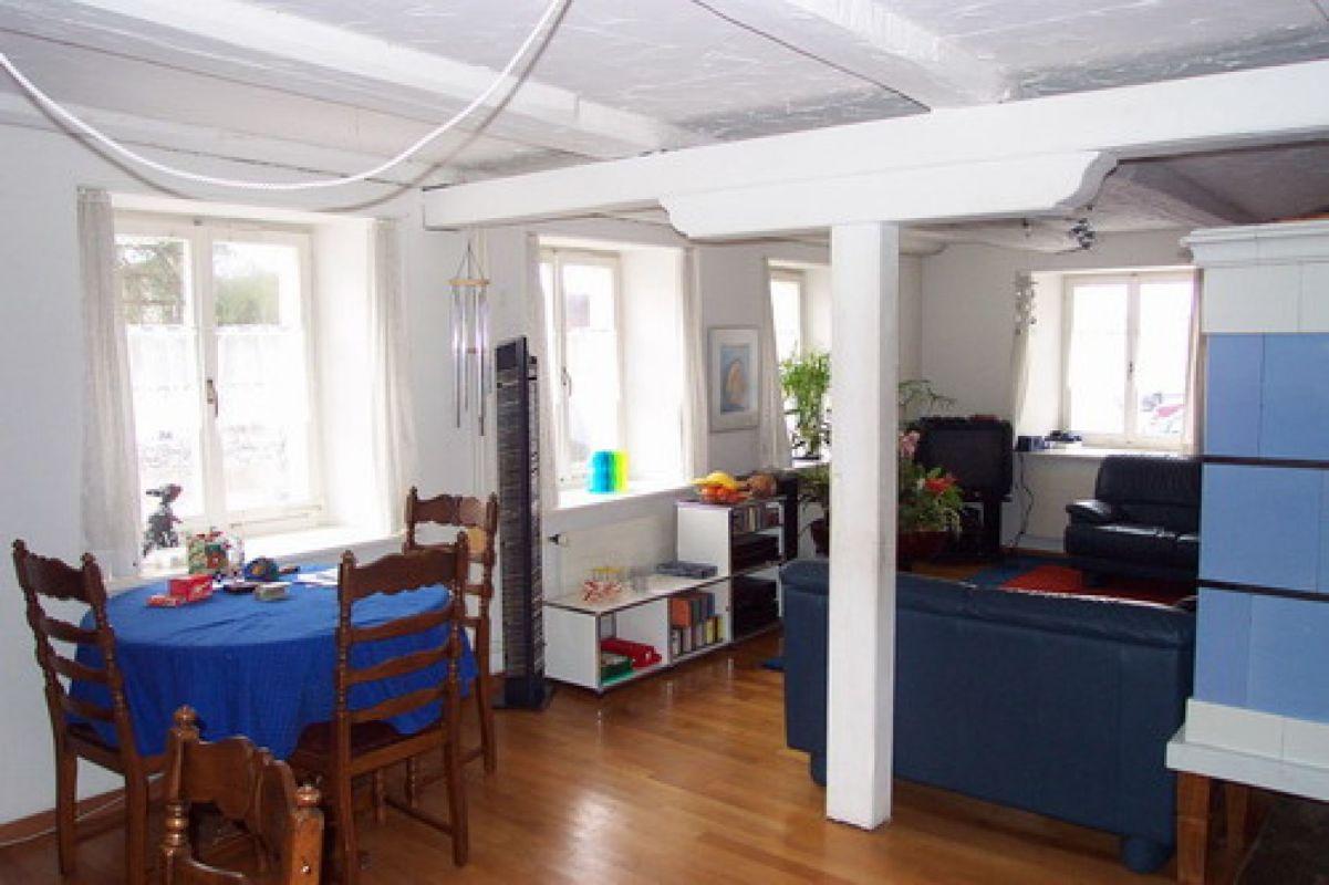 4.5-Zimmer-Hausteil in Vierfamilienhaus