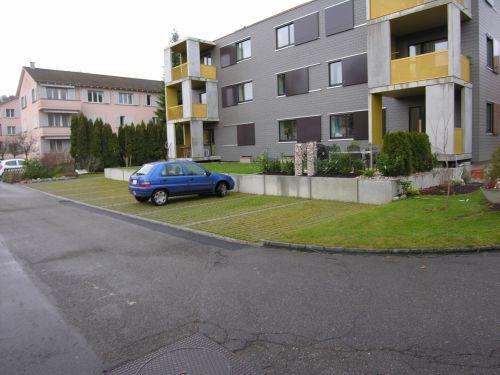 Aussenparkplatz in Brugg zu vermieten