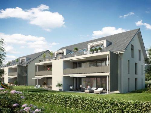 Ihr neues Zuhause: Traumhafte 3.5-Zimmer Wohnung in Villnachern