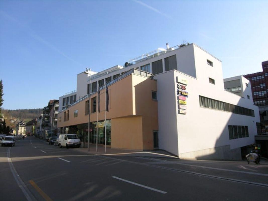 Garagenplatz im Zentrum von Brugg zu vermieten