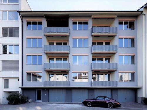 Hochwertig ausgebaute 2.5-Zimmer-Wohnung im Zentrum von Brugg
