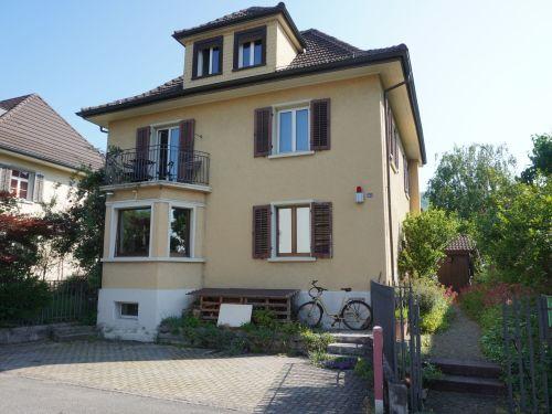 7.5-Zimmer-Einfamilienhaus, freistehend im Herzen von Wettingen