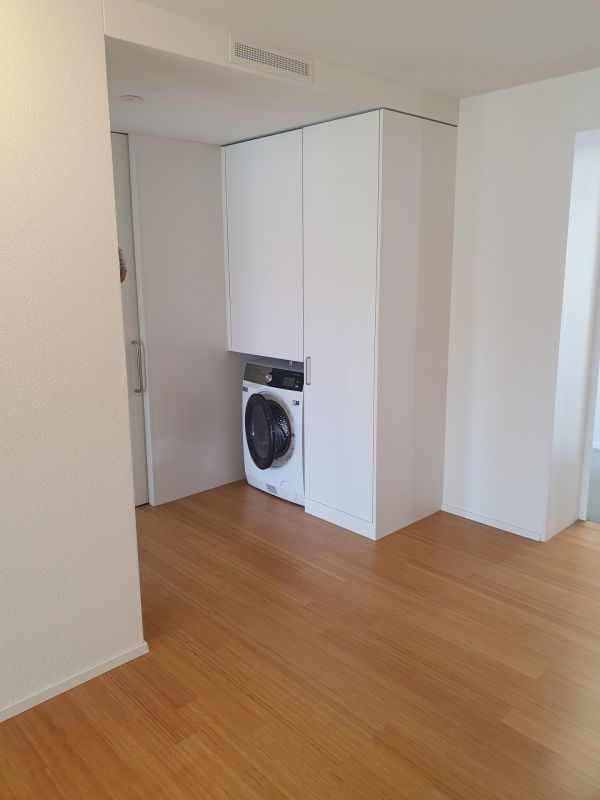 Alterswohnung: Hindernisfreie 2.0-Zimmer-Wohnung beim Gesundheitszentrum Brugg