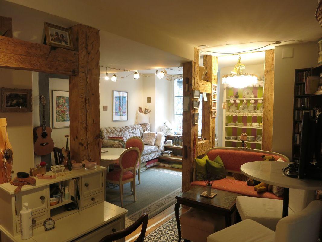 2.0-Zimmer-Wohnung im Herzen der Kulturstadt Baden