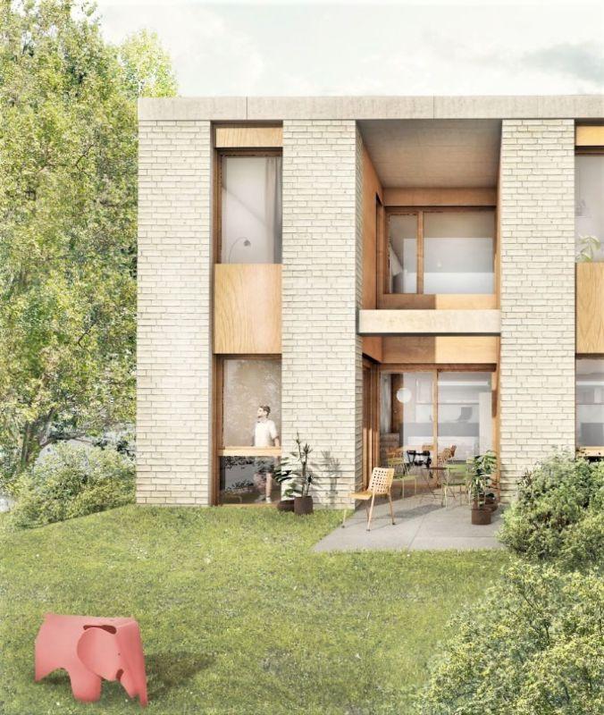 Wohnen mit Weitblick - 5.5-Zimmer-Reiheneinfamilienhaus