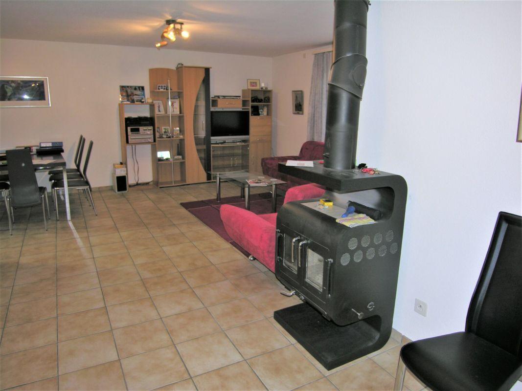 Heimelige 3.5-Zimmer-Wohnung mit Balkon