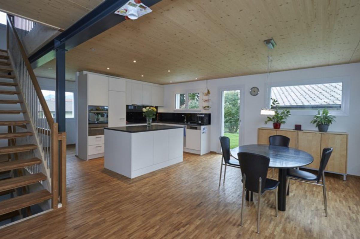 4 5 Zimmer Haus Einfamilienhaus zum kaufen in Rüschegg