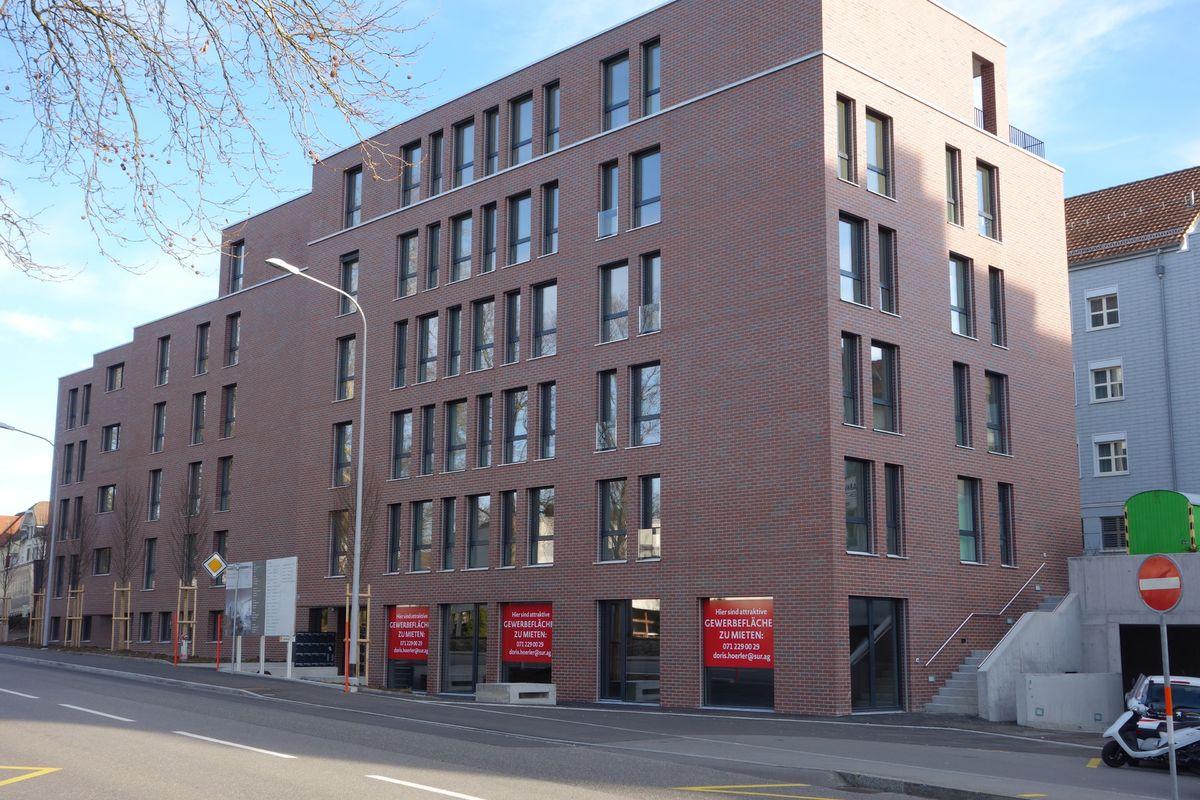 Miete: Büro im Zentrum von Bruggen