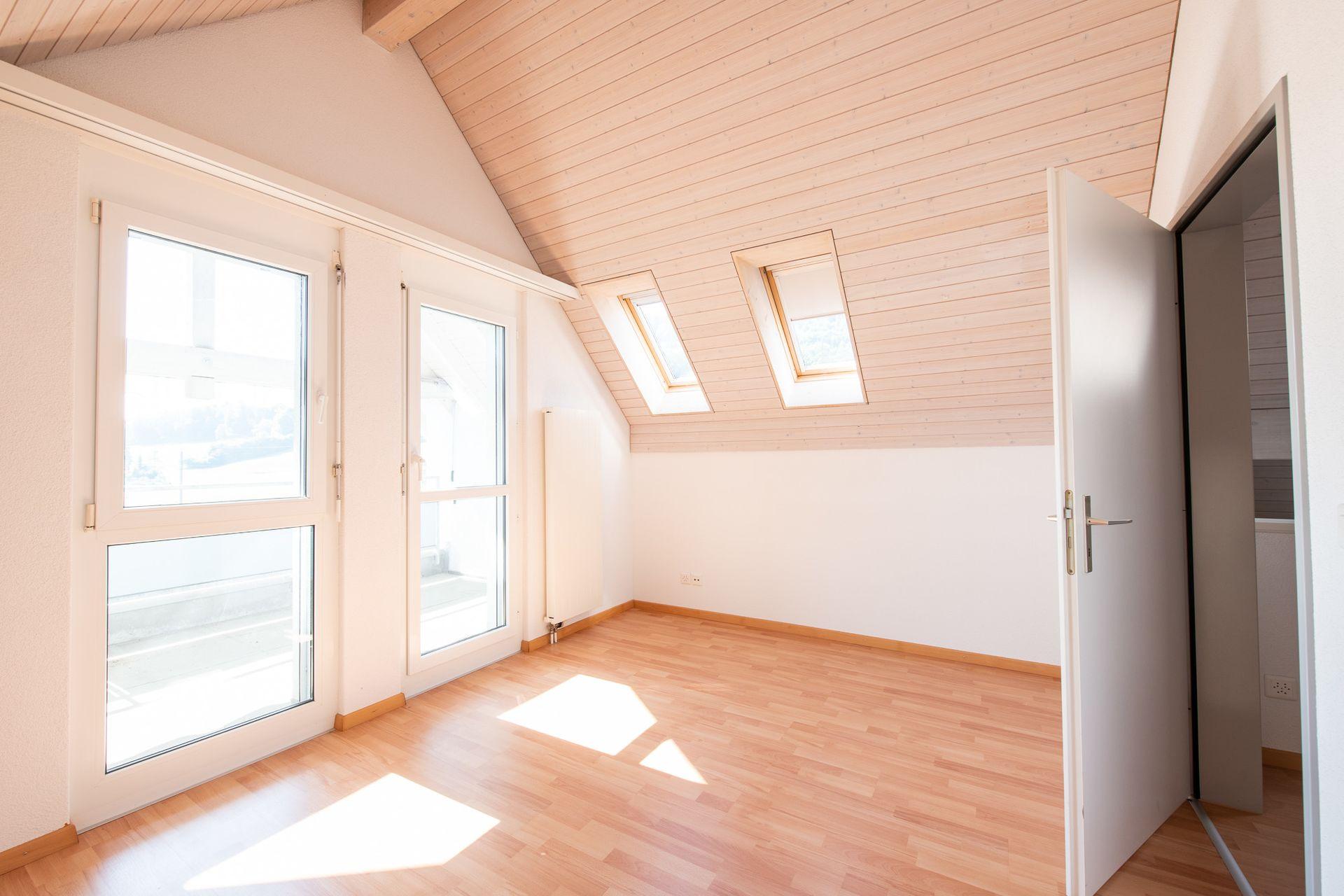 Miete: Schöne Dachmaisonettewohnung