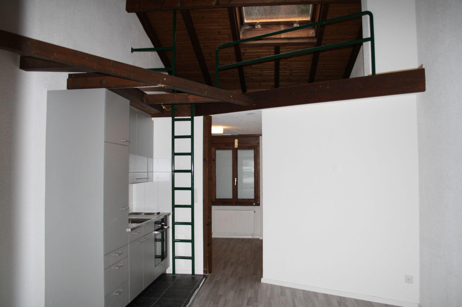 Miete: Dachwohnung
