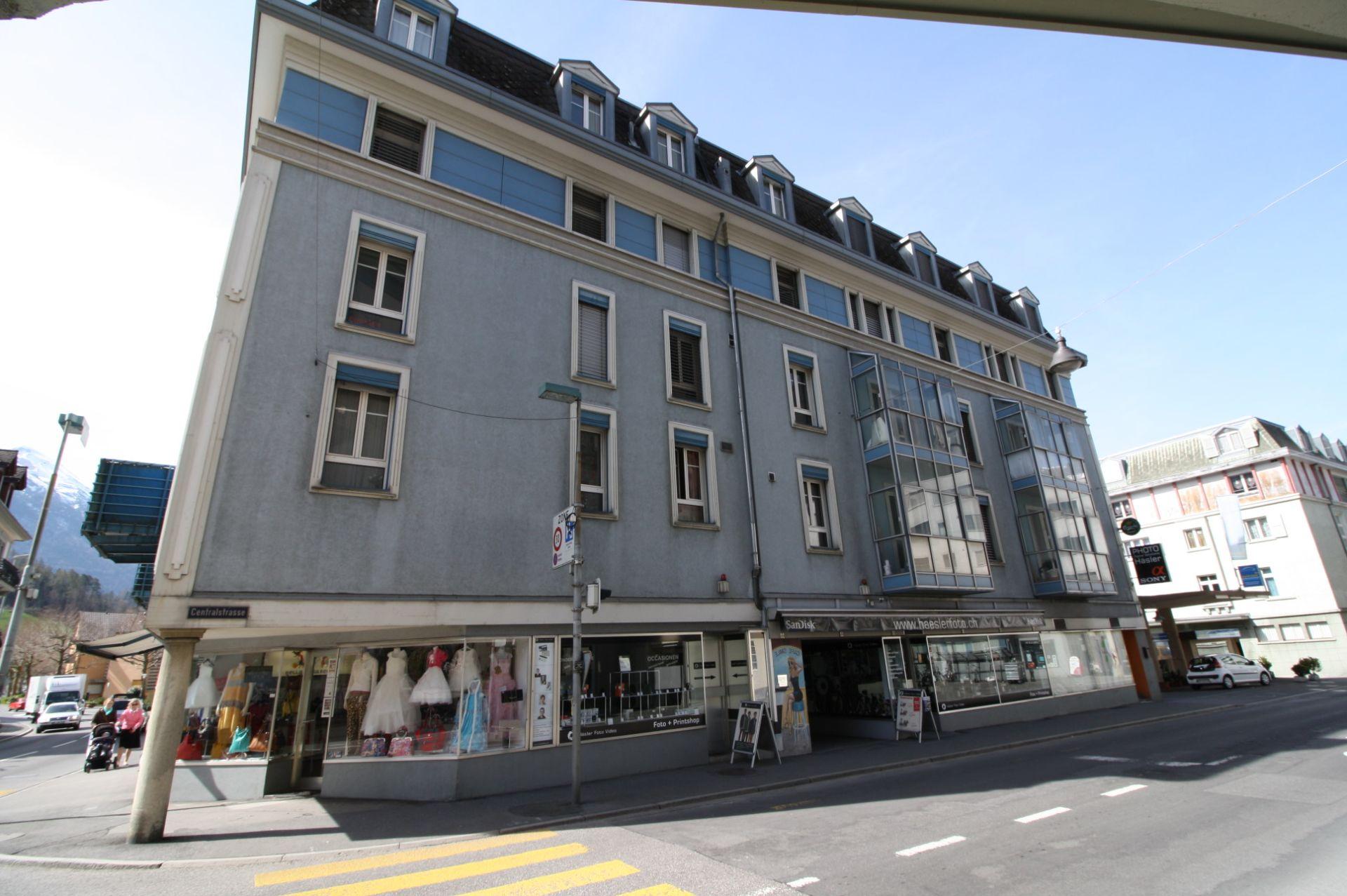 Miete: Dachwohnung Interlaken