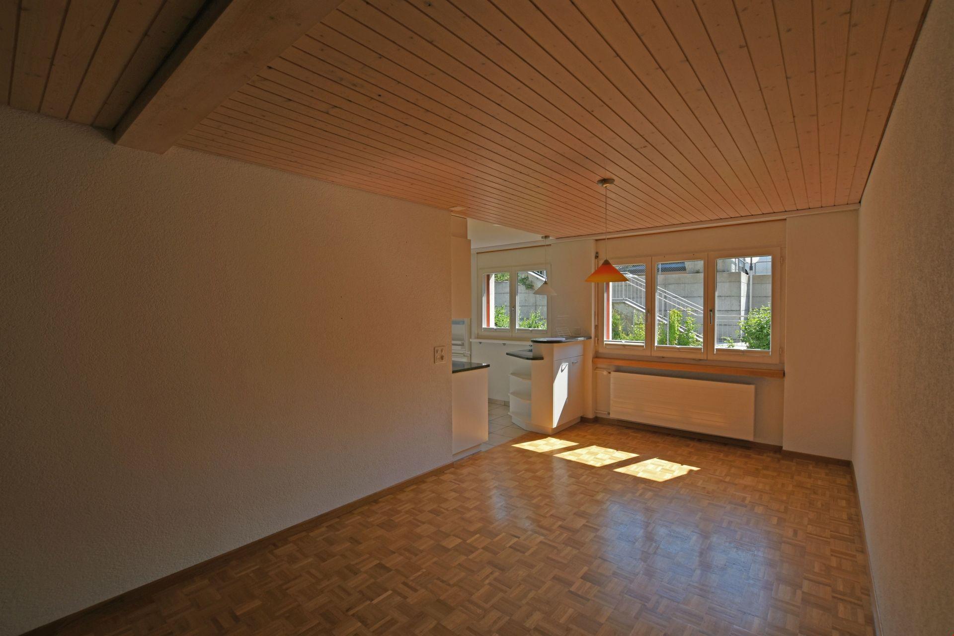 Miete: grosse Wohnung an guter Lage
